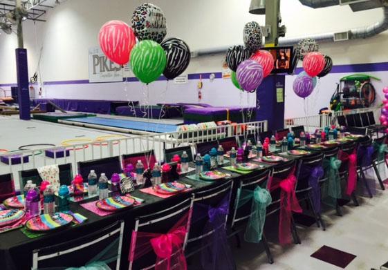 Birthday Party Photo
