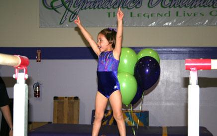 Gymnastics Unlimited Activity Photo