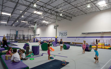 Gymnastics Unlimited Activity Photo